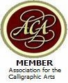 Member, Association of the Calligraphic Arts